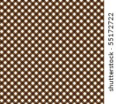 Pattern Vector Picnic Brown