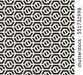 vector seamless pattern. modern ...   Shutterstock .eps vector #551732998