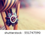 order of second world war ussr | Shutterstock . vector #551747590