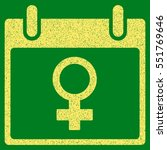 venus female symbol calendar... | Shutterstock .eps vector #551769646