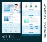 healthcare and medical website...