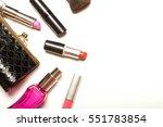 cosmetics | Shutterstock . vector #551783854