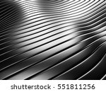 aluminum silver stripe pattern...   Shutterstock . vector #551811256