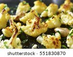 Oven Baked Spicy Cauliflower O...
