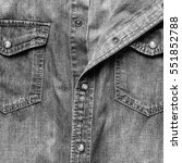 Jeans Jacket Front  Denim Blue...
