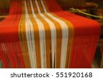 Traditional Cotton Weaving In...