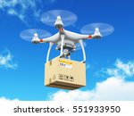 express shipping and logistic... | Shutterstock . vector #551933950