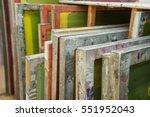 Silk Screen Printing Screens...