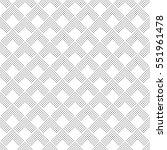 art deco seamless pattern.... | Shutterstock .eps vector #551961478