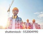 business  building  teamwork... | Shutterstock . vector #552004990