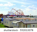 ingoldmells  lincolnshire  uk.... | Shutterstock . vector #552013378