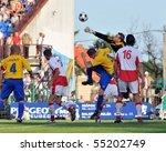 siofok  hungary   june 12 ... | Shutterstock . vector #55202749