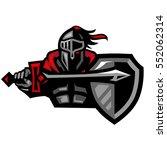 knight | Shutterstock .eps vector #552062314