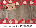 Happy Valentines Day Gift Tag...