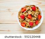 Cereal Breakfast With Raisin...