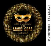 Mardi Gras Party Mask Holiday...