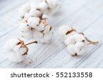 Delicate White Cotton Flowers...
