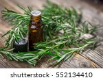 Rosemary Essential Oil And...