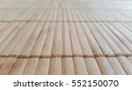 Bamboo Texture With Front Focu...