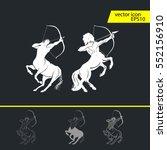 centaur icon. centaur concept...