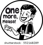 comics girl pays one more...   Shutterstock .eps vector #552168289