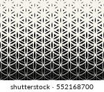 abstract sacred geometry black... | Shutterstock .eps vector #552168700