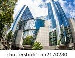 brussels  belgium   may 20 ... | Shutterstock . vector #552170230