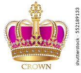 Illustration Imperial Crown...