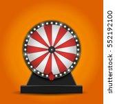 Color Lucky Wheel Template....
