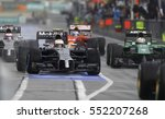 sepang  malaysia  30 march 2014 ... | Shutterstock . vector #552207268