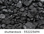 coal is a useful fossil fuel ... | Shutterstock . vector #552225694