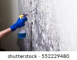 Removing Mold On The Wall In...