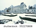 Royal Palace In Brussels ...