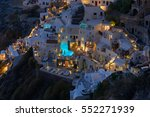 Beautiful Oia Village  ...