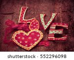 love background with paper... | Shutterstock . vector #552296098