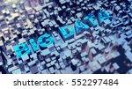high resolution 3d render for a ... | Shutterstock . vector #552297484