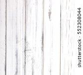 white wood board white wooden... | Shutterstock . vector #552308044