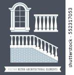 Retro Classical Architectural...