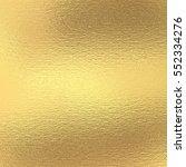 gold foil paper decorative...   Shutterstock . vector #552334276
