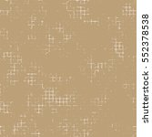 seamless vector texture. brown... | Shutterstock .eps vector #552378538