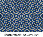seamless pattern with... | Shutterstock .eps vector #552391654