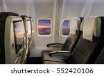 Airplane Seat And Window Insid...