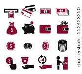 Money  Currency Icon Set
