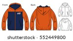 vector illustration of... | Shutterstock .eps vector #552449800