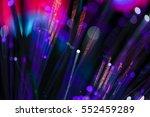 blur and bokeh  vibrant colors. ... | Shutterstock . vector #552459289