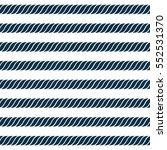 seamless rope pattern vector | Shutterstock .eps vector #552531370