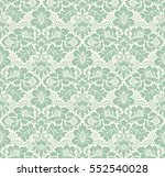 vector seamless floral pattern... | Shutterstock .eps vector #552540028