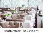restaurant | Shutterstock . vector #552546574