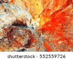 sunlight. bright dynamic... | Shutterstock . vector #552559726