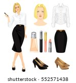 vector illustration of... | Shutterstock .eps vector #552571438